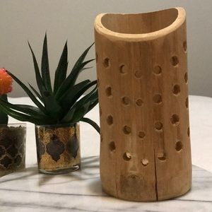 Bamboo phone sound amplifier